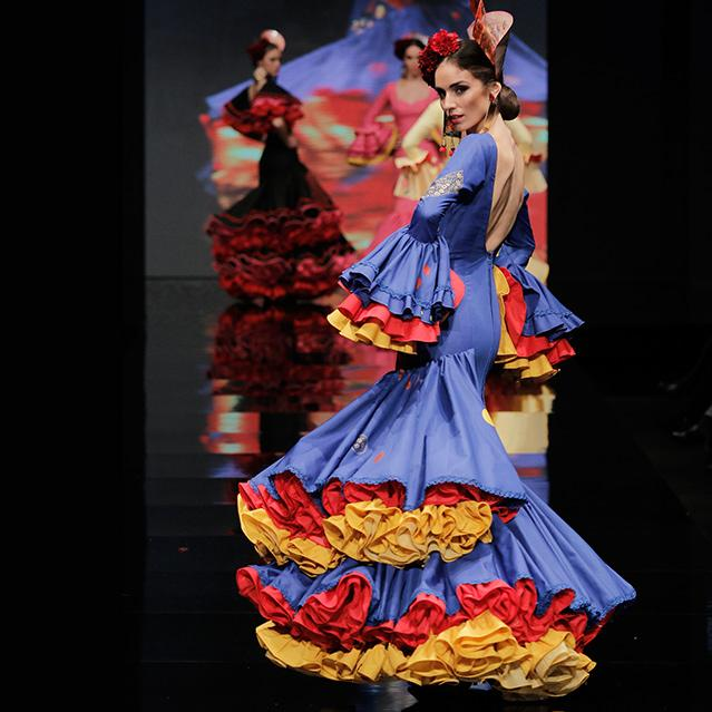 Traje de flamenca 7 - Carmen Latorre ad1e4cda6d3