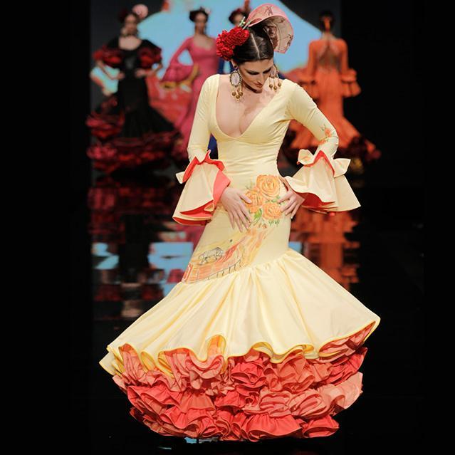 Traje de flamenca 19 - Carmen Latorre d6420e002e2