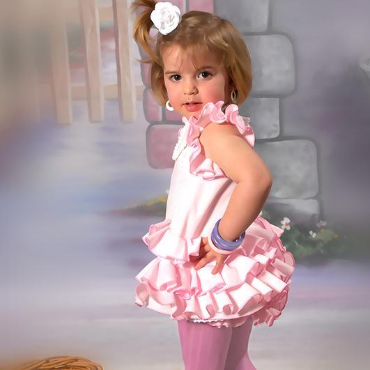 Trajes de flamenca infantil 10