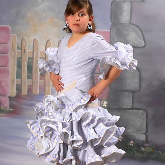Trajes de flamenca infantil 11