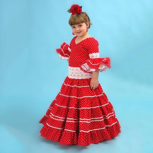 Trajes de flamenca infantil 1