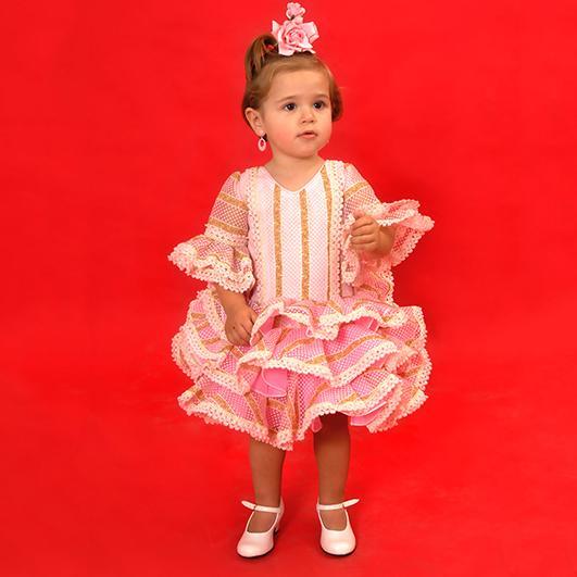 Trajes de flamenca infantil 2