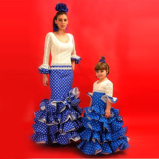 Trajes de flamenca infantil 3