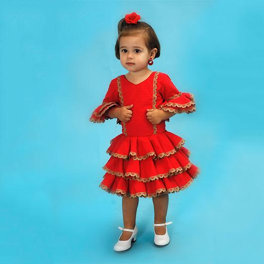 Trajes de flamenca infantil 4