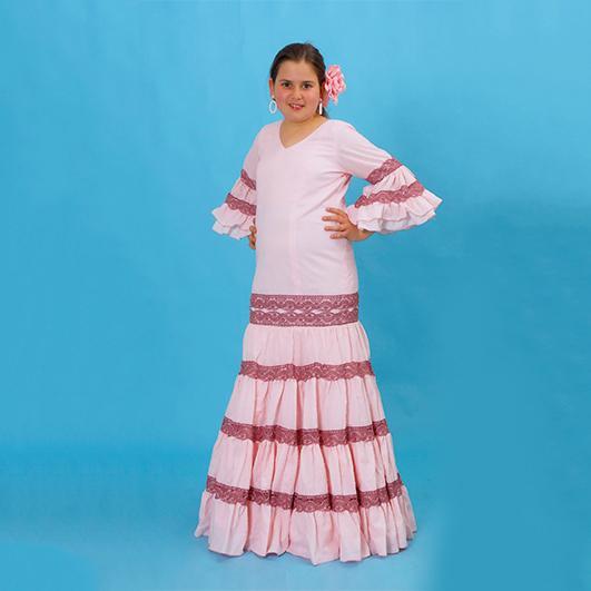 Trajes de flamenca infantil 6