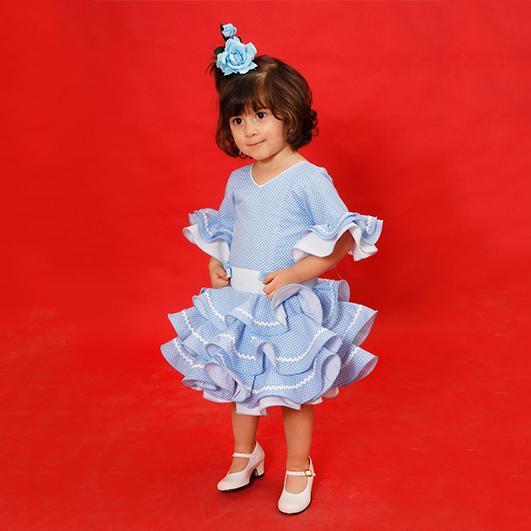 Trajes de flamenca infantil 7
