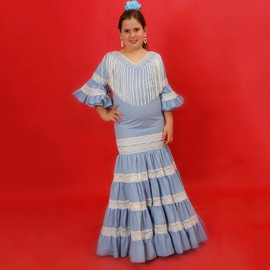Trajes de flamenca infantil 8