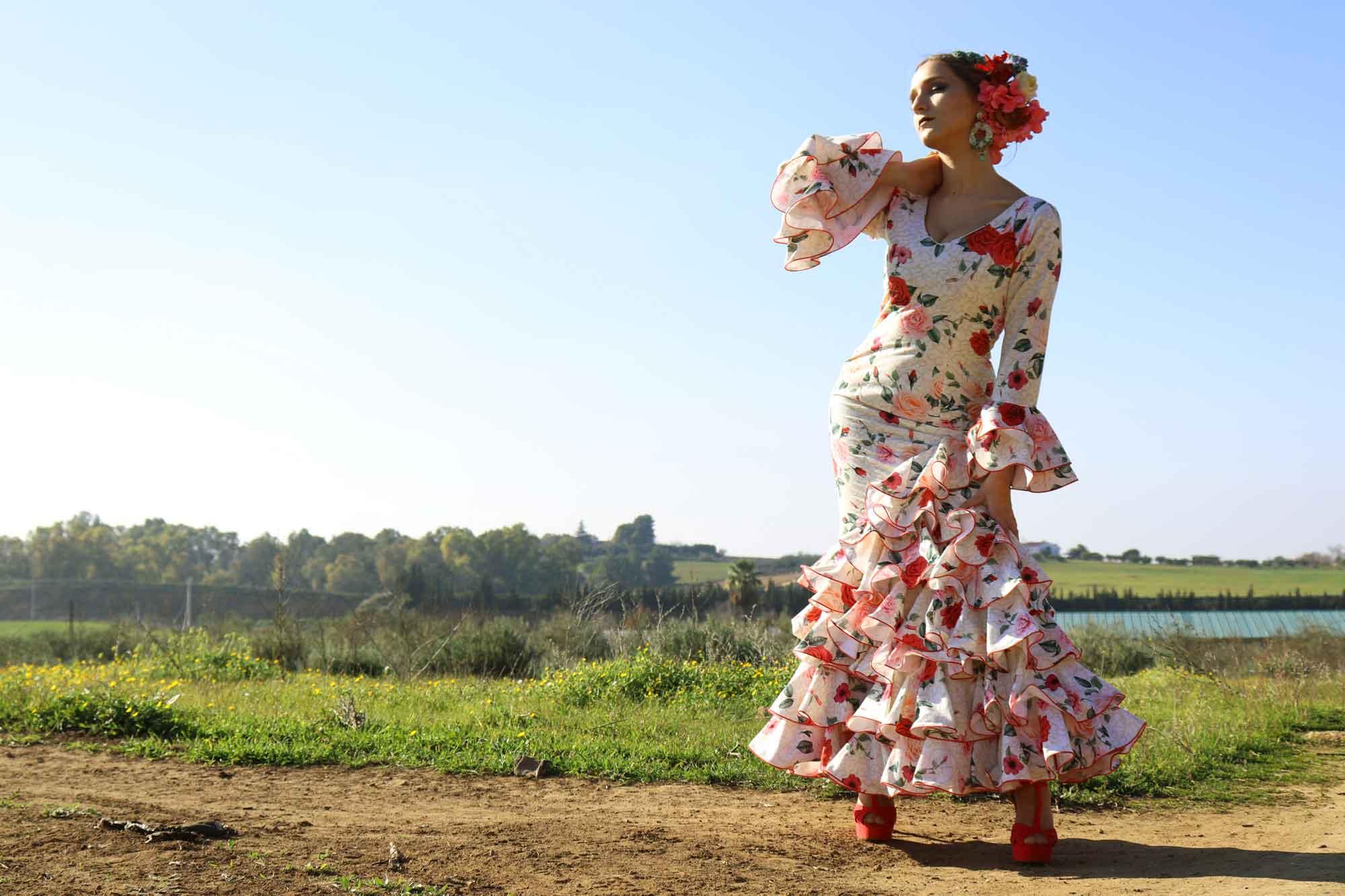 Outlet flamenca